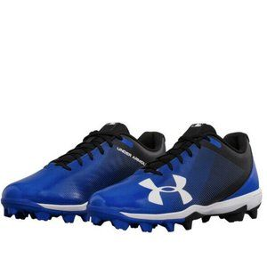 UNDER ARMOUR MENS UA LEADOFF LOW RM BASEBALL CLEAT
